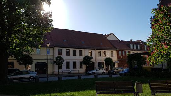 Das ehemalige Großerbenhaus Kirchstraße 2
