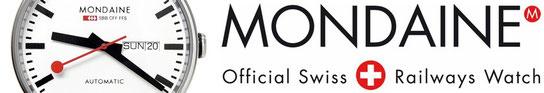 Mondaine Logo