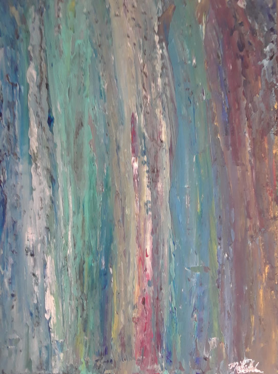 "C1 0010  Kalk Bay     Acrylic on Canvas  December 15, 2017  08.00"" H x 10.00"" W  |  SOLD"