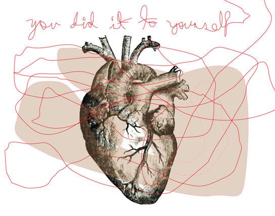 """""""Foolish heart"""""""