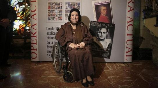 Монсеррат Кабалье - интересные факты из жизни и творческой биографии