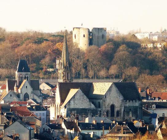 Notre Dame et Tour de Guinette