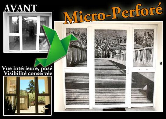 Microperforé Micro-perforé Ardèche