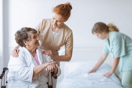 Kurzeitpflegeplätze sind Mangelware