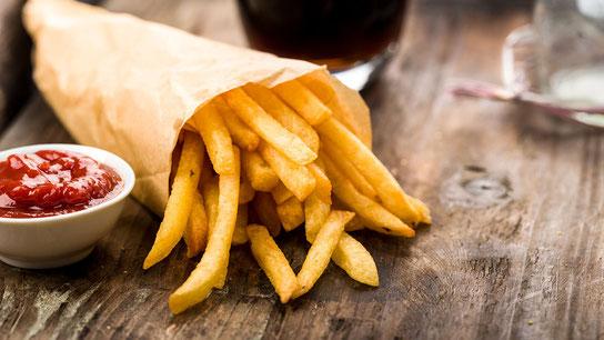 Ernährung von Hollywood-Helden - zuviel Fast-Food