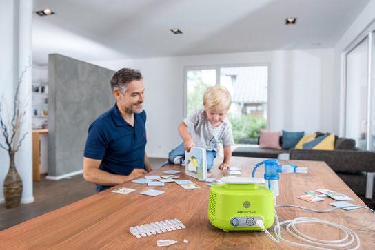 PARI BOY Junior Inhalationsgerät - Marien-Apotheke Reken
