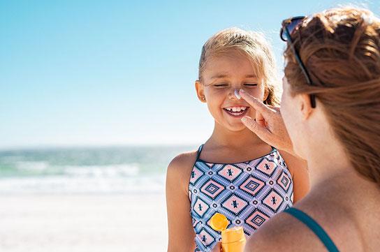 Vitamin-D Produktion durch Sonnenschutz nicht gestört!