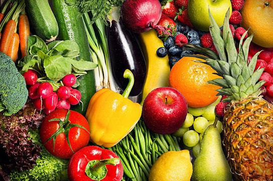 Mit Obst und Gemüse Diabetes Typ 2 vorbeugen