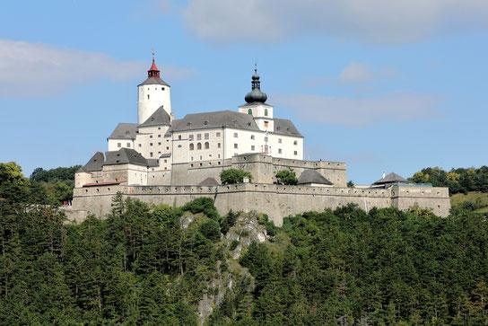 布尔根兰州的美丽城堡