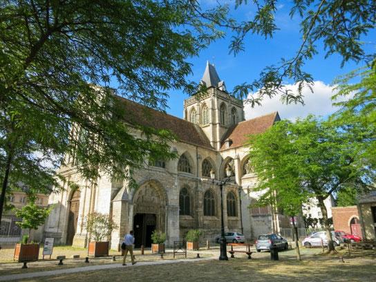 Eglise St-Taurin d'Evreux (Normandie Tourisme)