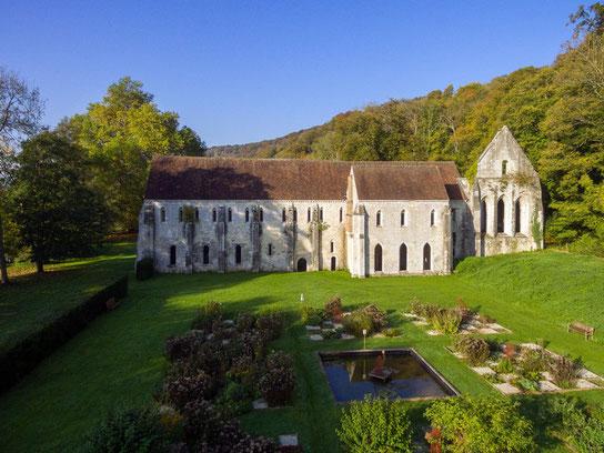 Abbaye de Fontaine-Guérard (Normandie Tourisme)