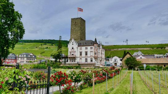 Städtereise Deutschland : Rüdesheim im Rheingau