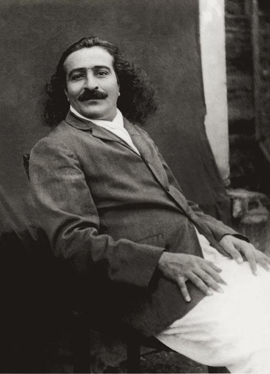 1933 : Meher Baba in Ceylon