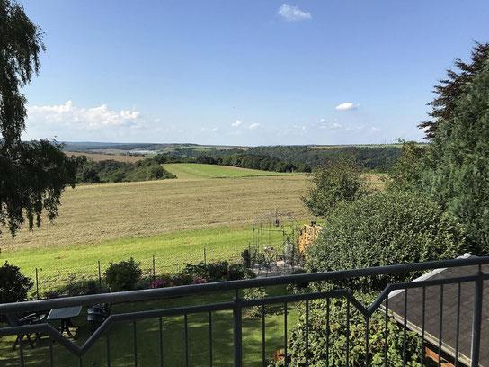 Blick in die Region Brohltal.