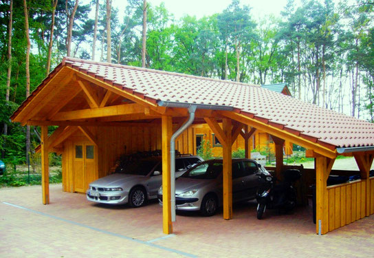 spitzdach carport nach ihren w nschen solarterrassen. Black Bedroom Furniture Sets. Home Design Ideas