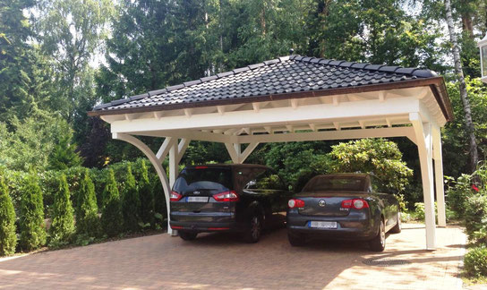 walmdach carport online planen solarterrassen carportwerk gmbh. Black Bedroom Furniture Sets. Home Design Ideas