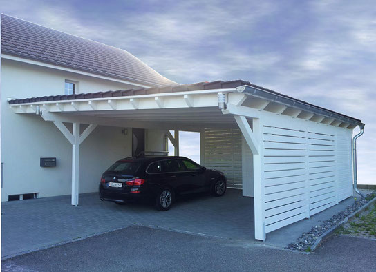 pultdach carport bei uns planen solarterrassen carportwerk gmbh. Black Bedroom Furniture Sets. Home Design Ideas