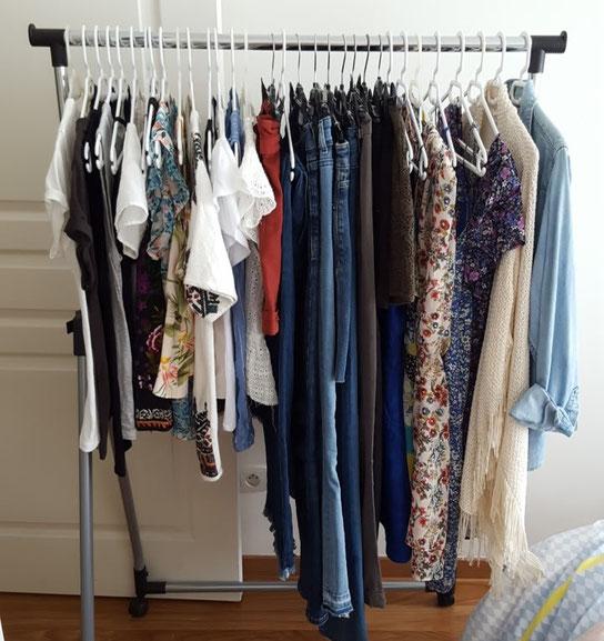 ma capsule wardrobe d'été