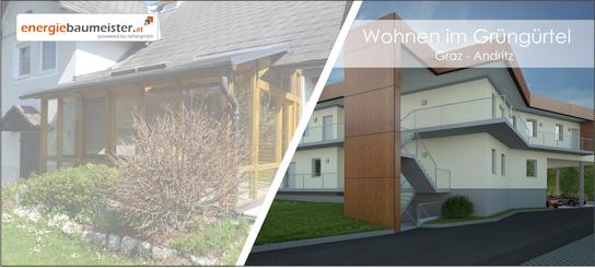Projekt: Grüngürtel in Graz-Andritz, Energiebaumeister, Reiter GmbH