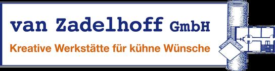 Logo der Firma van Zadelhoff GmbH.