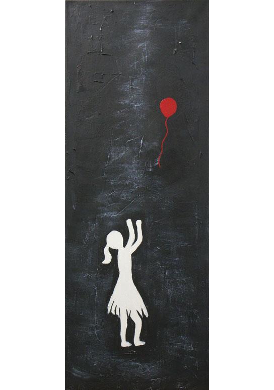 Loslassen ,  Bild , Gemälde , Kunst , Acryl , Leinwand , arthaus kempen , Kunst , Künstler , Silvia Heimbucher