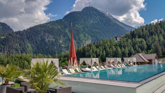 Stock Resort Finkenberg Luxushotel Tirol