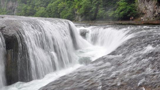 コラボ大宮・デートスポット群馬編「吹割の滝」写真