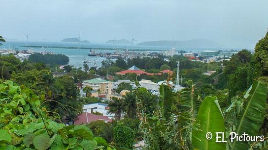 Bel Air, Mahe, Seychellen