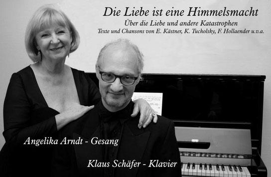 Angelika Arndt und Klaus Schäfer