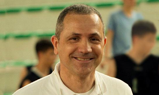 Coach Guido Saibene - Foto Firenze Basketblog
