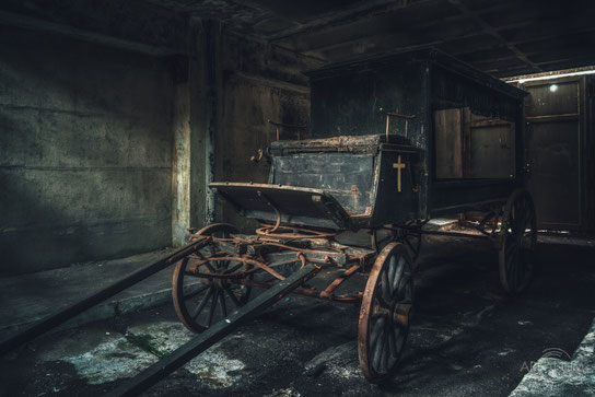 Abandoned Children's Home in Schleswig-Holstein, Germany