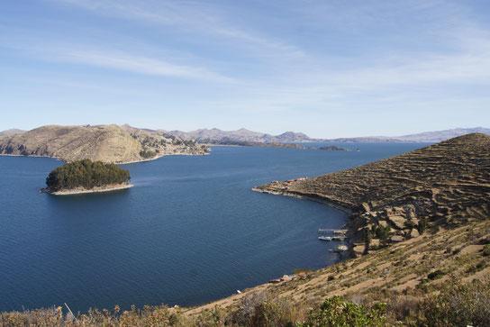 Touren zum Titicacasee mit BOLIVIENline