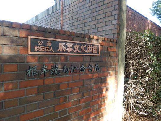 根岸競馬記念公苑,馬事文化財団