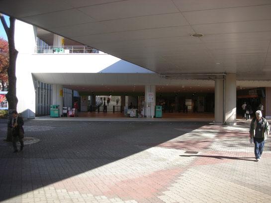 東京競馬場西口