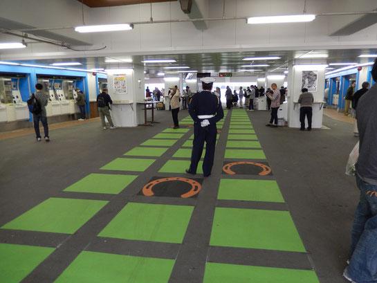 川崎競馬場 1号スタンド1階