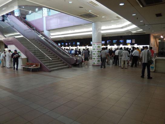 水沢競馬場,テレトラック1階