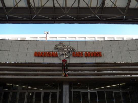 中山競馬場,中央入口
