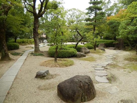 京都競馬場 ライスシャワー碑