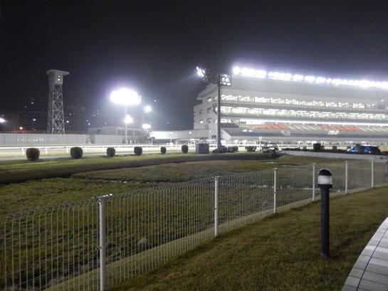 川崎競馬場 レースコース概要