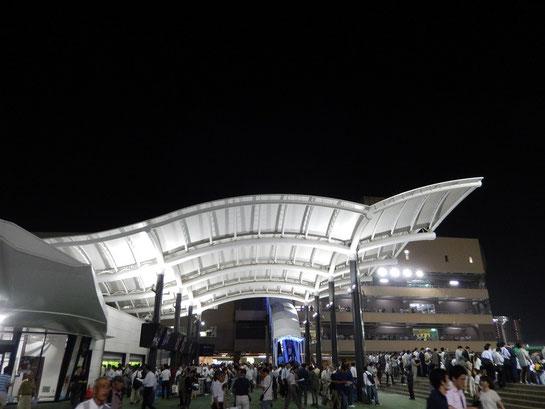 船橋競馬場 ハートビートナイター アタリーナ