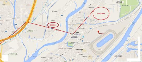 京都競馬場 駐車場 アクセス 地図