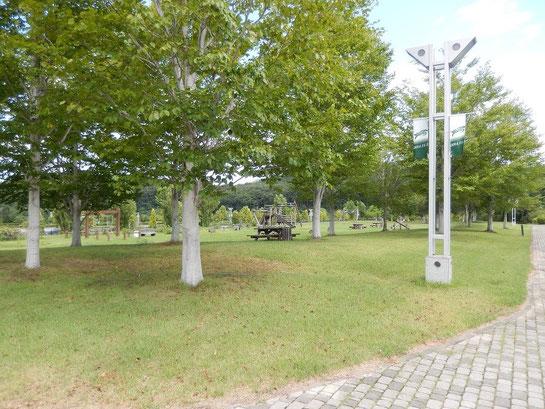盛岡競馬場,公園