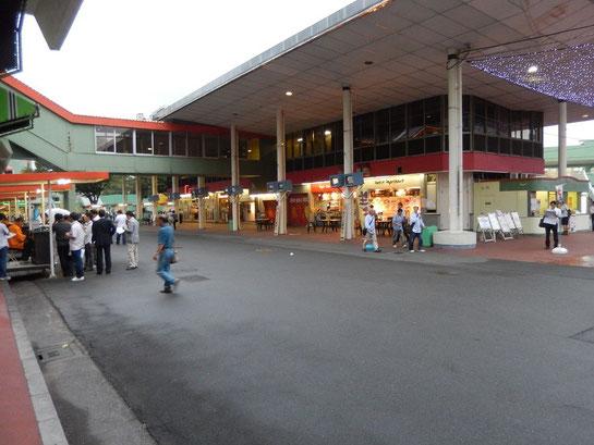 大井競馬場、グルメ、TCKスクエア、