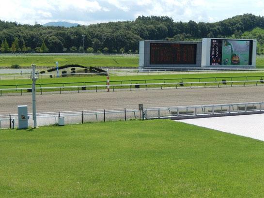 盛岡競馬場,レースコース概要、障害コース
