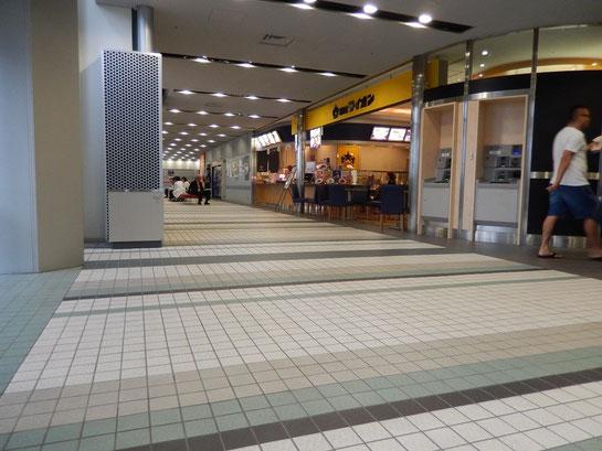 大井競馬場、グルメ、L-WING3階