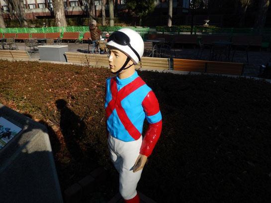 東京競馬場,けやき並木,キズナ騎手