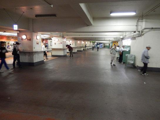 4号スタンド グルメ情報 大井競馬場