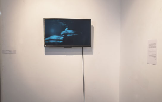 Sofiane Zouggar, Video Installation, Immigration, Moving objects, Moving stories, MAMO, contemporary art