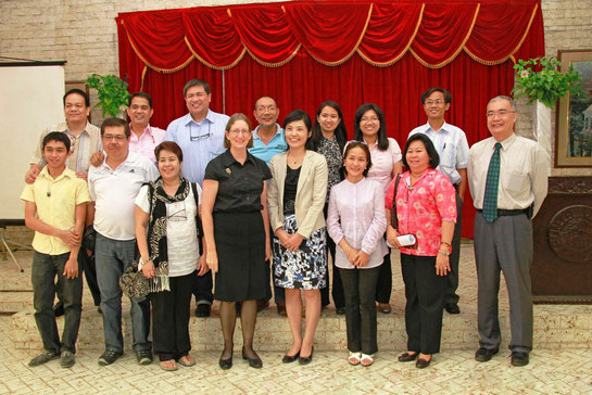 Iloilo province, Philippines. Workshop on enhanced surveillance of leptospirosis, Sep 2011