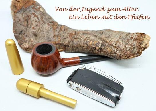 """mein rauchwerkzeug / pfeifenstopfer der französischen messerfirma """"lagniole"""" (die mit der fliege) toller, praktischer und stilvoller stopfer mit einem kleinen """"schönheitsfehler"""",  der Preis.  :-("""
